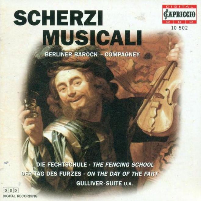 Chamber Music (17th-18th Centuries) - Fischer, J . / Telemann, G.p. / Fux, J.j. / Marais, M. / Schmelzer, J.h. (berliner Barock Com
