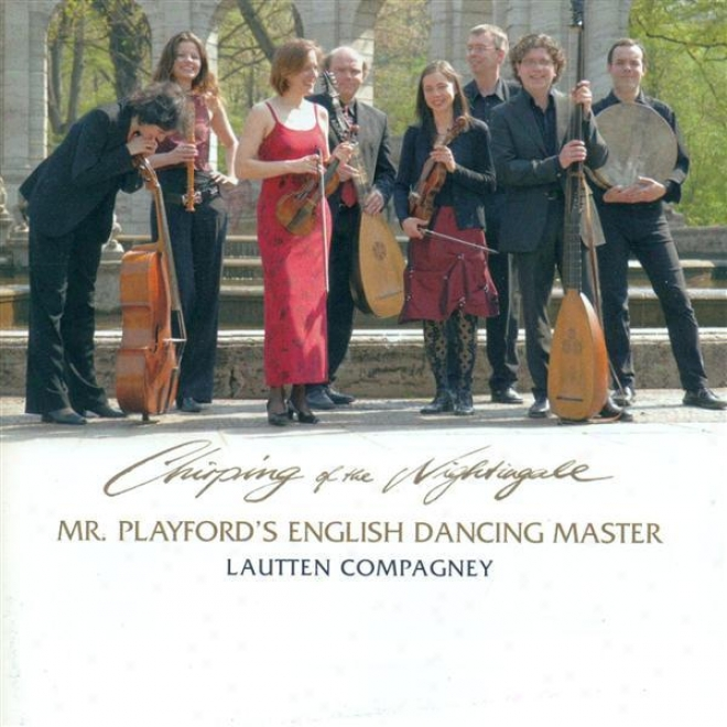 Chamber Music (english Baroque) - Playford, J. / Ravenscroft, T. / Matteis, N. / Purcell, H. (lautten Compagney, Katschner)