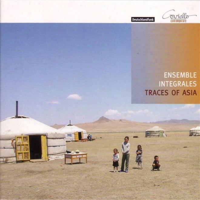 Chamber Music - Ensemble Integrales - Mashayeki, A. / Mochizuki, M. / Chong, K.y. / Soronzonbold, S. / Jazylbekova, J. / Tian, L.