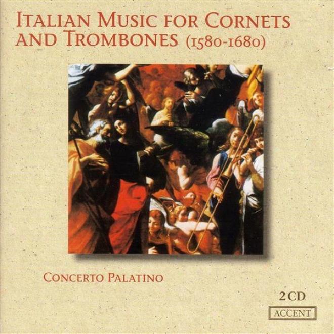Chamber Music - Gabrieli, G. / Ttombetti, A. / Usper, F. / Palestrina, G.p. / Merulo, C. / Trofeo, R. / Gussago, C. (concerto Pala