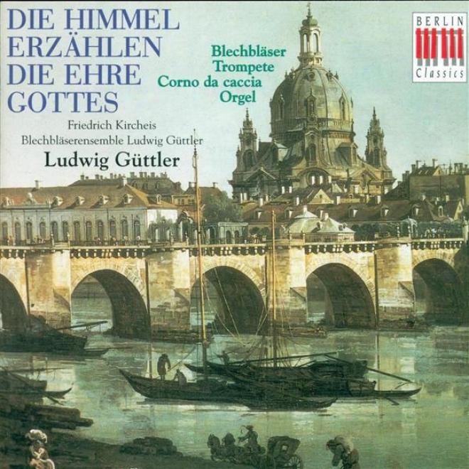 Chamver Music - Scheidt, S. / Bach, J.s. / Gabrieli, G. / Reger, M. / Hessen-kassel, L.m. Von / Praetorius, M. / Telemann, G.p. /