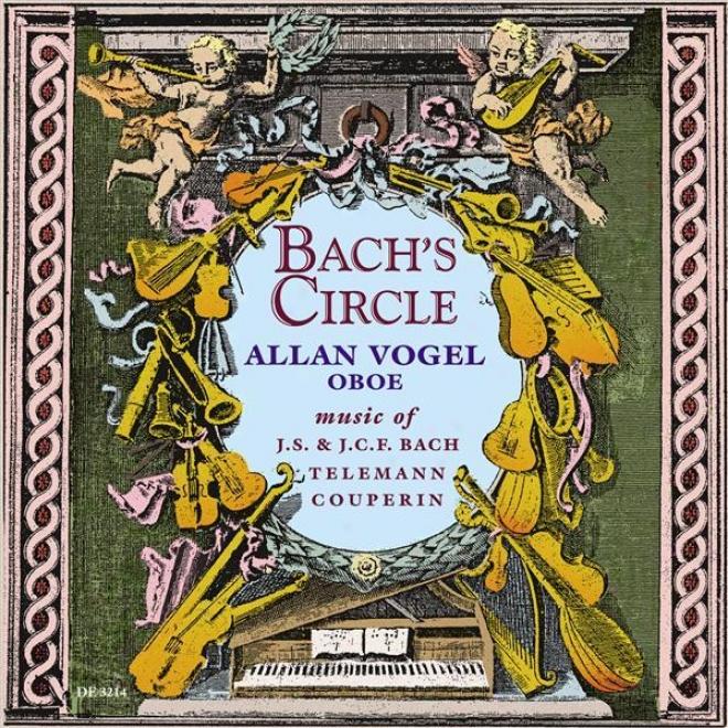 Chamber Music - Telemann, G. / Bach, J.s. / Coupeein, F. / Bach, J.c.f. (bach's Round)
