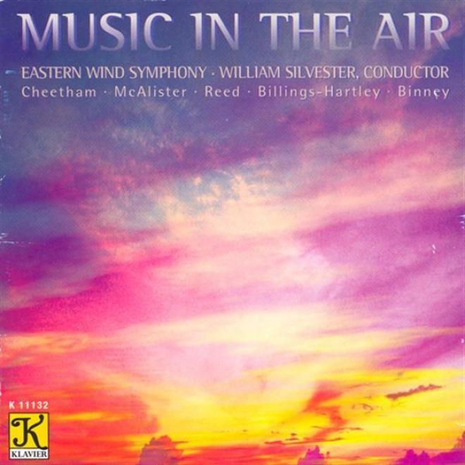 Cheetham: Fanfare And Steeplechase / Mcalister: Symphonies De Noel / Reed: Joyeaux Noel