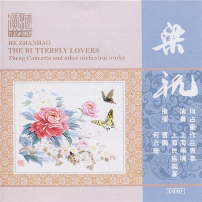 Chen / He: Butterfly Lovers Zheng Concerto (the) / Eternal Regret Of Lin'an
