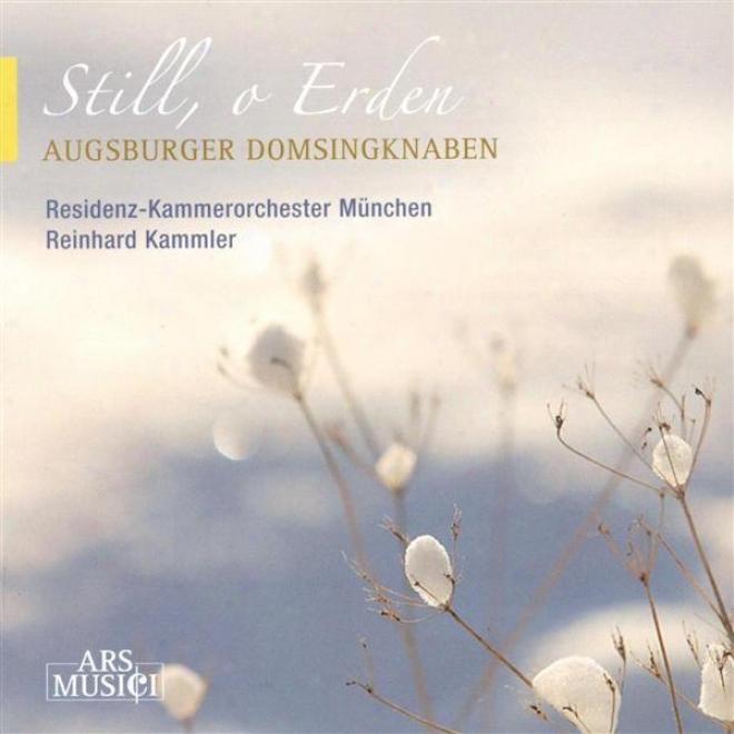 Choral Concert: Augsburg Cathedral Boys' Choir - Jochum, O. / Eham, M. / Piechler, A. / Mozart, F.x. / Beyer, F. / Haydn, M.