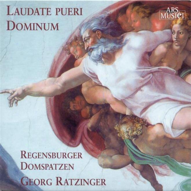Choral Concert: Regensburg Cathedral Choir - Dittersdorf, C.d. Von / Lasso, O. Di / Palestrrina, G.p.  Da / Mendelssohn, Felix / Sc