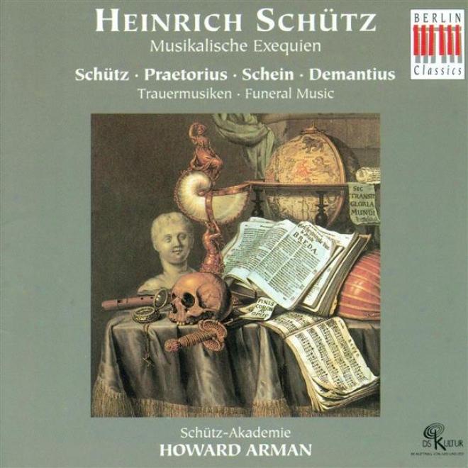 Choral Agreement: Schutz Academy - Schutz, H. / Praetorius, M. / Schein, J.h. / Demantius, C.