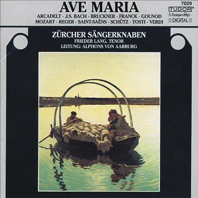 Choral Concert: Zurich Boys Choir - Bach, J.s. / Gounod, C.-f. / Bruckner, A. / Franck, C. / Verdl, G. / Schutz, H. / Mozart, W.a.