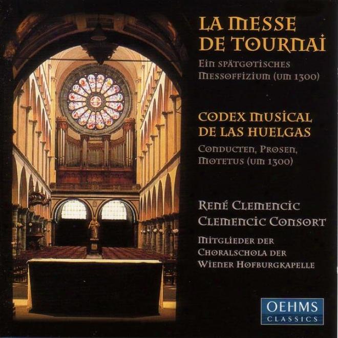 Psalm-tune Melody (13th Century) - Cathokicorum Concio / Introitus / Conductuus Xi (clemencic Consort, Clemencic, Vienna Hofburgkapell)