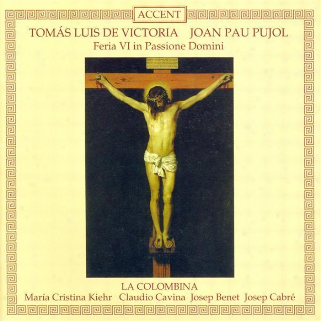 Choral Melody (16th Century Renaissance) - Victoria, T.l. / Pujol, J.p. (la Colombina)