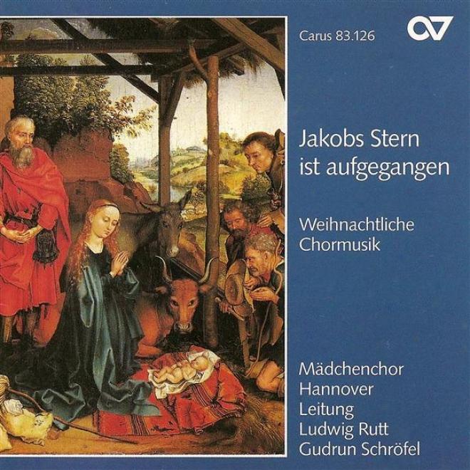 Choral Music - Kubizek, A. / Holst, G. / Distler, H. / Britten, B. / Bresgen, C. / Koerppen, A. / Reger, M. (hanover Girl's Choir,
