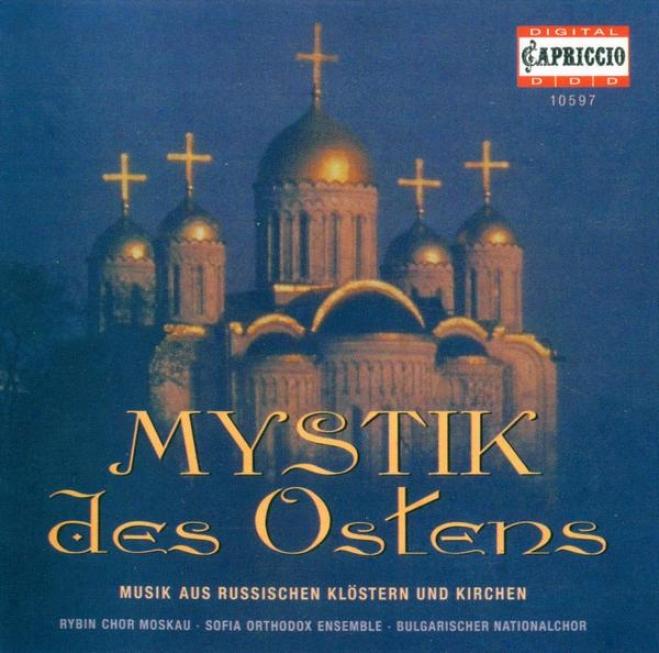 Choral Music (russian) - Tchaikovkay, P.i. / Rachmaninov, S. / Dubenskij, F. / Christv, D. / Bortniansky, D. / Hristich, G. (pops