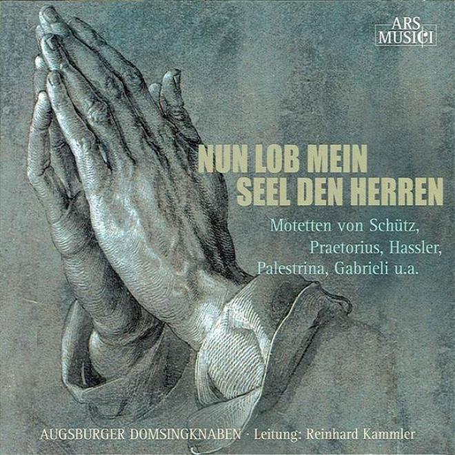 Choral Recital: Autsburg Cathedral Boys' Choir - Hammerschmidt, A. / Schutz, A. / Praetorius, M. / Palestrina, G.p. Da (motets)