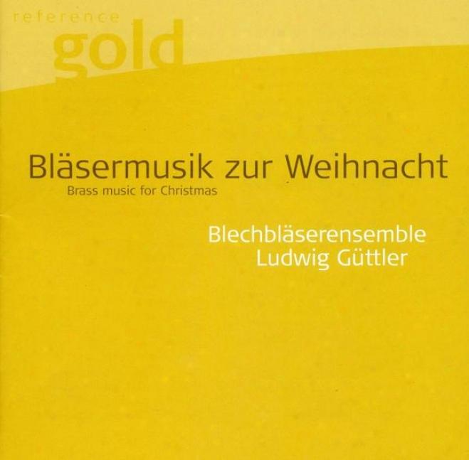 Christmas Brass Melody - Otto, V. / Handel, G.f. / Cruger, J. / Groh, J. / Gabrieli, G. / Raselius, A. (ludwig Guttler Brass Ensemb