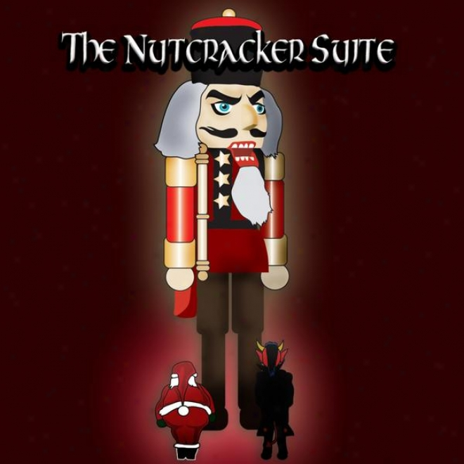 Chriwtmas Music / Metal Madness 2: The Nutcracker Suite Arranged For Electric Guitar & Rlck Orchestra