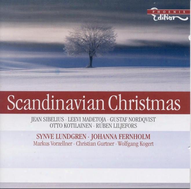 Christmas (scandinavian) - Koler, E. / Tegner, A. / Kotilainen, O. / Nordqvist, G. / Weyse, C.e.f. / Schulz, J.a.p. (lundgren)