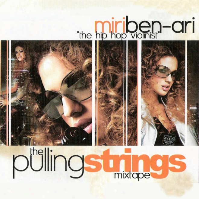 """""""clinto nSparks Pressents """"""""the Hip-hop Violinist"""""""" The Pulling Strings Mixtape"""""""