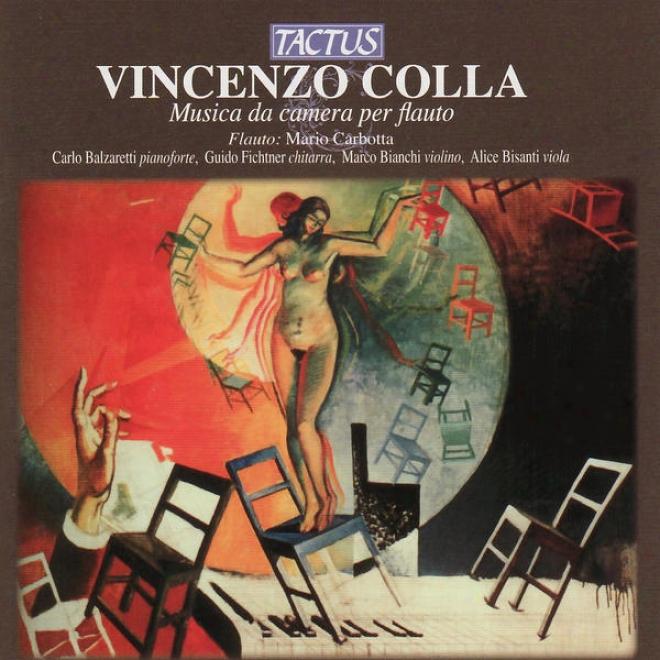Colla: Fantasia Per Pianoforte E Flaut Op. 25, Duo Pour Flã»te Et Guitarre, Quatuor Pour Flã»te, Violon, Alto Et Guitarre