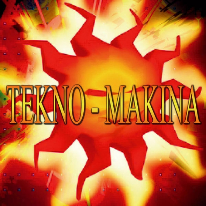 Compilation Tekno & Makina(cyberspace, The Saint, Dj Stresa, Dj Nuke, Etc...)