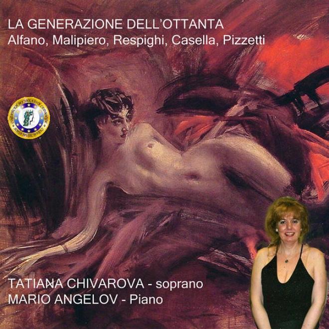 Concerto Live La Generazione Dell'ottanta Festlval Internazionale Sofia Music Weeks 29.05.2009