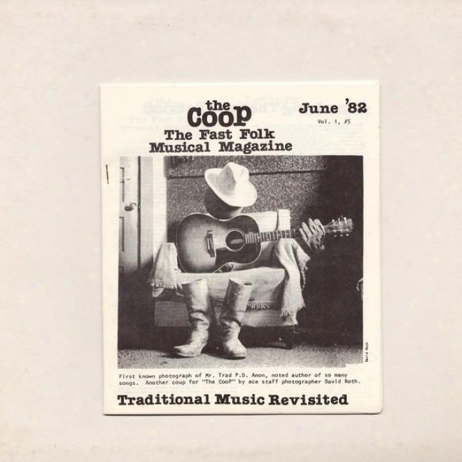 Coop - Fast Folk Musical Magazine (voo. 1, No. 5) Traditional Music Revisited