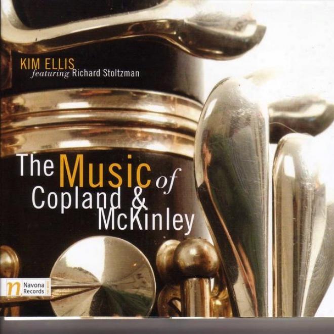 Ckpland, A.: Clarinet Concerto / Mckinley, W.t.: Clarinet Duets / Concerto For 2 Clarinets (stoltzman, Ellis)