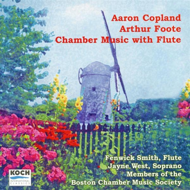 Copland: Threnodies I & Ii; 3 Pieces ,op. 31b; As It Fell Upon A Day*; Vocalise; Duo For Flute & Piano