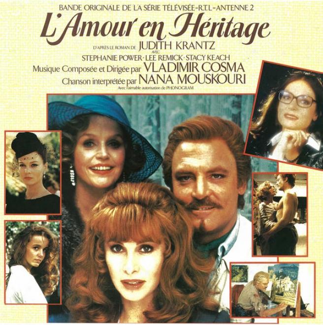 """""""cosma : Bande Originale De La Sã©rie Tã©lã©visã©e """"""""l'amour En Hã©ritwge"""""""" (mistral's Daughter - 1984)"""""""