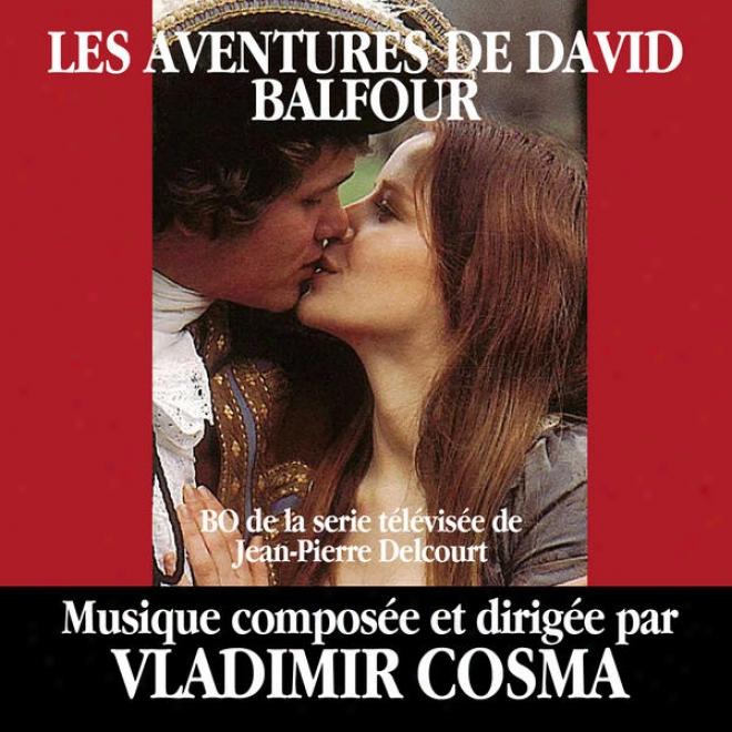 """cosma : Bande Originale De La Sã©rie Tã©lã©visã©e """"les Aventures De David Balfoour"""" (kidnapped - 1979)"""
