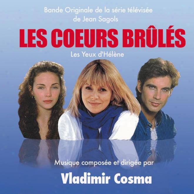 """""""cosma:  Bande Originale De La Sã©rie Tã©lã©visã©e """"""""les Cå""""urs Brã»lã©s"""""""" (1992) Et """"""""les Yeux D'hã©lã¸ne"""""""" (1994)"""""""