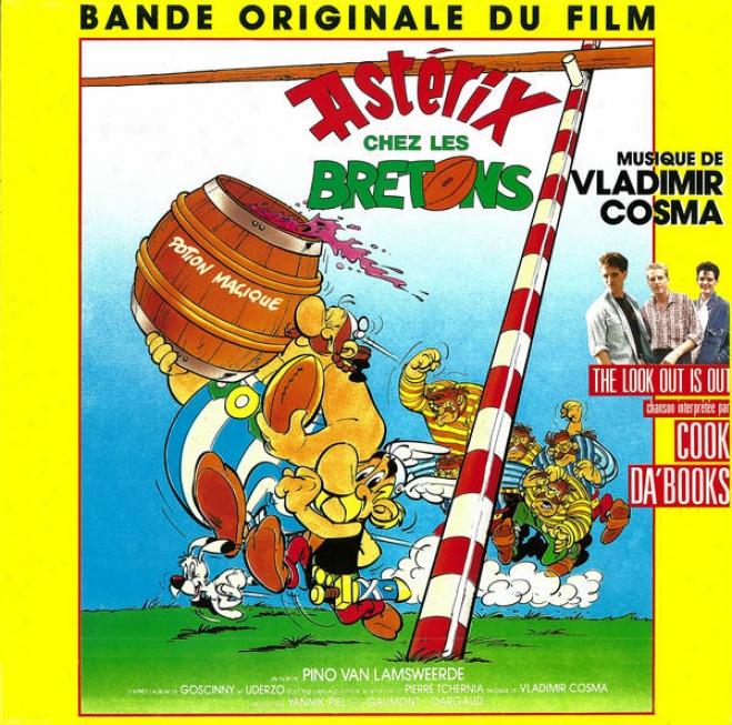 """""""cosma : Bande Originale Du Film D'animation """"""""astã©rix Chez Les Bretons"""""""" (1986)"""""""