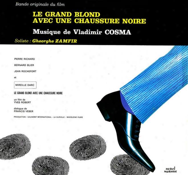"""""""cosma : Bande Originale Du Thread """"""""le Grand Blond Avec Une Chaussure Noire"""""""" (1972)"""""""