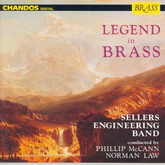 Curnow: Legend In Brass / Jenkins: Coriolanus / Leidzen: Sinfonietta / Ball: The Kingdom Triumphant