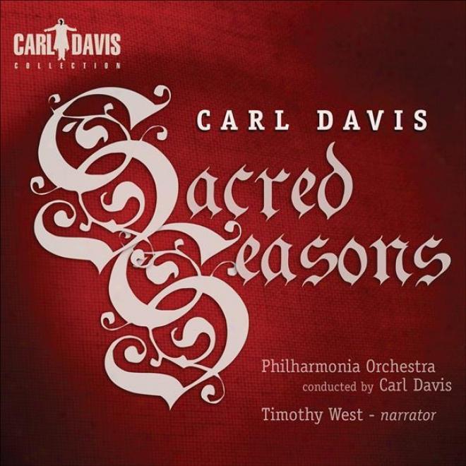 Davis, C.: Sacred Seasons / A Christmas Carol / Ben-hur (philharmonia Orchestra, Davis)
