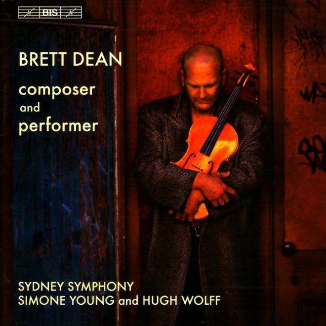 Dean, B.: Viola Concerto / 12 Provoked Men / Suggest Decisions / Komarov's Fall (dean, Youny, Wolff)