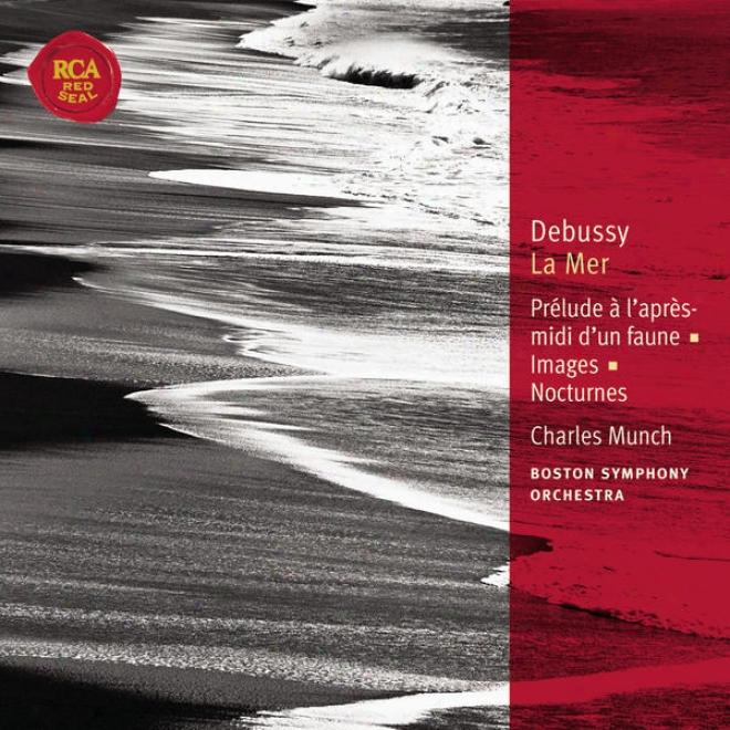 Debussy La Mer; Prã©lude à L'aprã¸s-midi D'un Faun: Classic Library Serieq