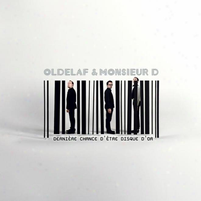 Derniã¸re Chance D'ãºtre Disque D'or (edition Spã©ciale: Nouvel Album + Best Off 5 Titres)