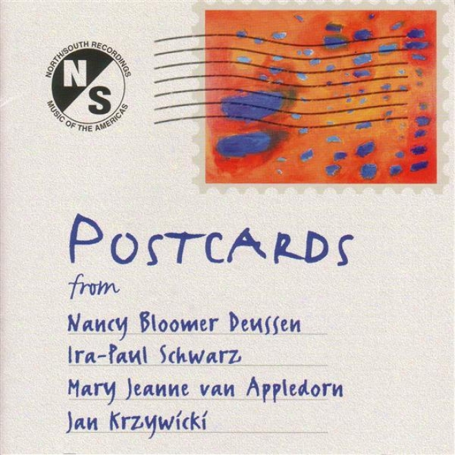Deussen, N.b.: San Andreas Suite / Appledrn, M.j. Van: Postcards To John / Trio Italiano