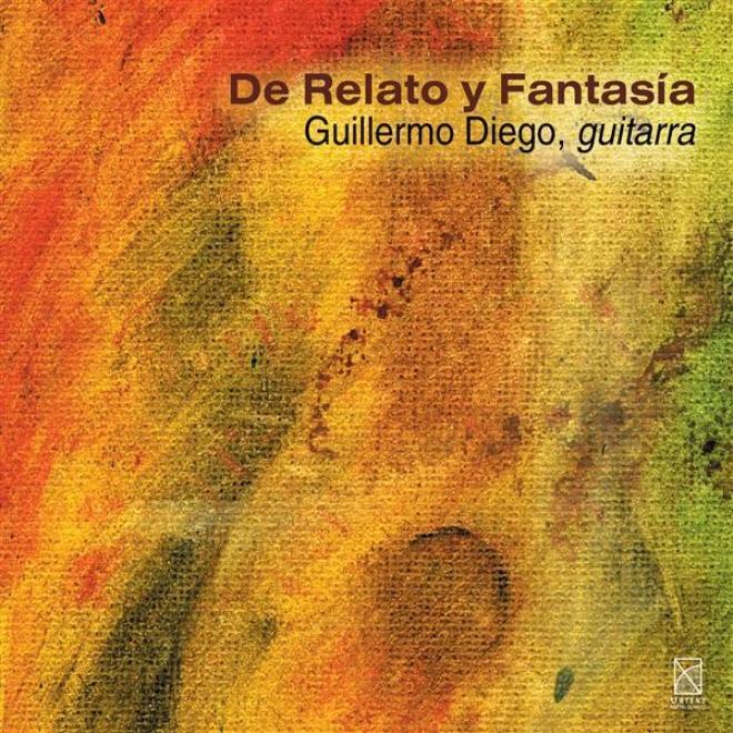 Diego, G.: Suite Mestiza / Fantasia Riitmica Nos. 1 And 2 / El Enigma Del Hombre Sitesis / Fantasia Pirecua / El Relato De Banff (