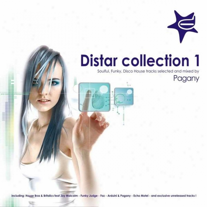 Diwtar House Collection, Vol. 1 (soulful, Funky, Disco Shelter Tracks Selected And Mixsd By Pagany)