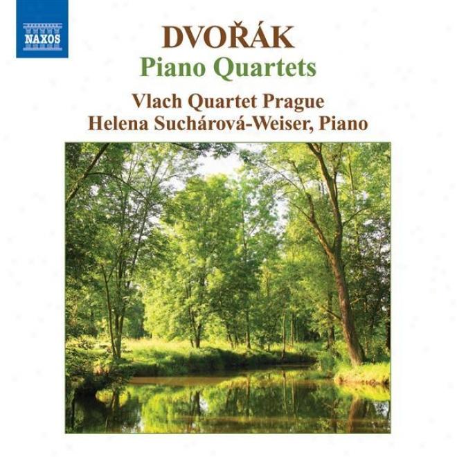 Dvorak, A.: Piano Quartets Nos. 1 And 2 (sucharova-weiser, Members Of Vlach Quartet)