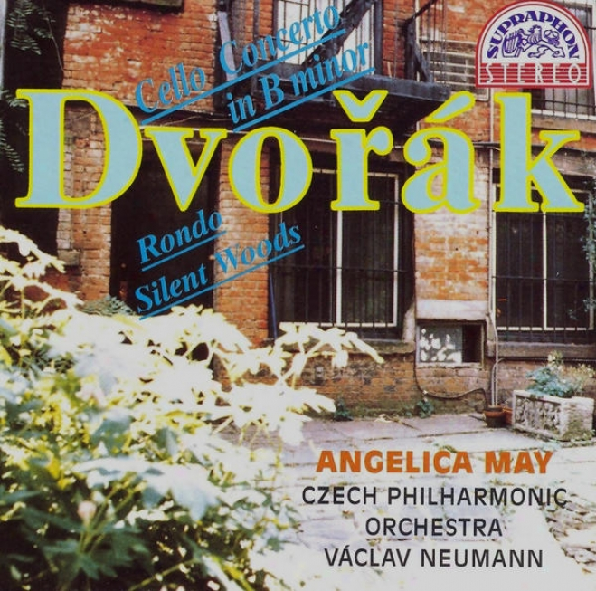 Dvorak : Cello Concerto No. 2, Silent Woods, Rondo / May, Czech Po, Neumann