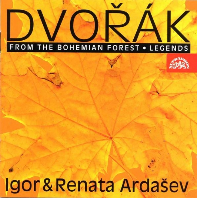 Dvorak: From The Bohemian Forest, Legends / Piano 4 Hands, Igor And Renata Ardasev