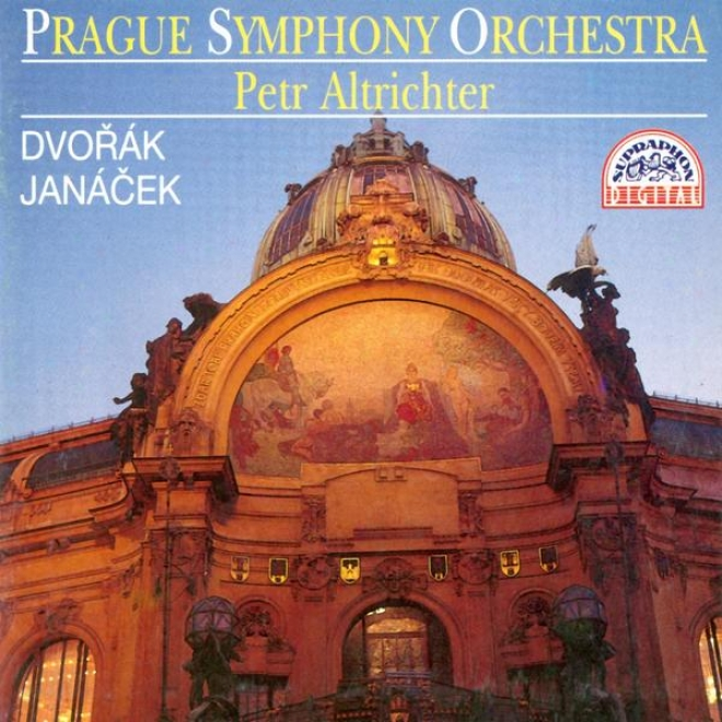 Dvorak : Symphony No. 9 From The New World / Janacek : The Cunning Little Vixen Suite / Prague So, Altrichter