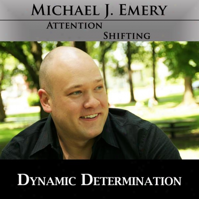 Dynamic Determiantion - Nlp And Hypnosis Mp3 To Quickly Connect With Determination To Succeed