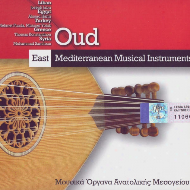 """east Mediterranean Musical Instruments: """"oud"""" (liban, Egypt, Turkey, Greece, Syria)"""