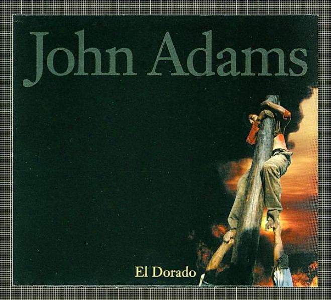 """""""el Dorado; Adams Arrangements Of Liszt """"""""black Gondola"""""""" & Busoni """"""""berceuse Elegiaque"""""""