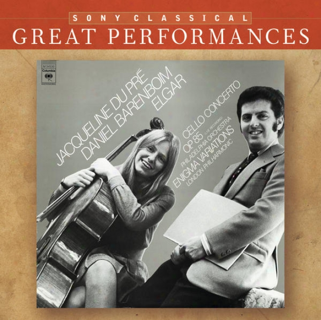 Elgar: Celio Concerto; Enigma Variatios; Pomp And Circumstance Marches No. 1 & 4 [great Performances]