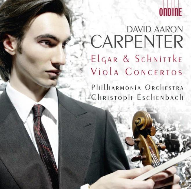 Elgar, E.: Cello Concerto / Schnittke, A.: Viola Concerto (carpenter, Philharmonia Orchestra, Eschenbach)