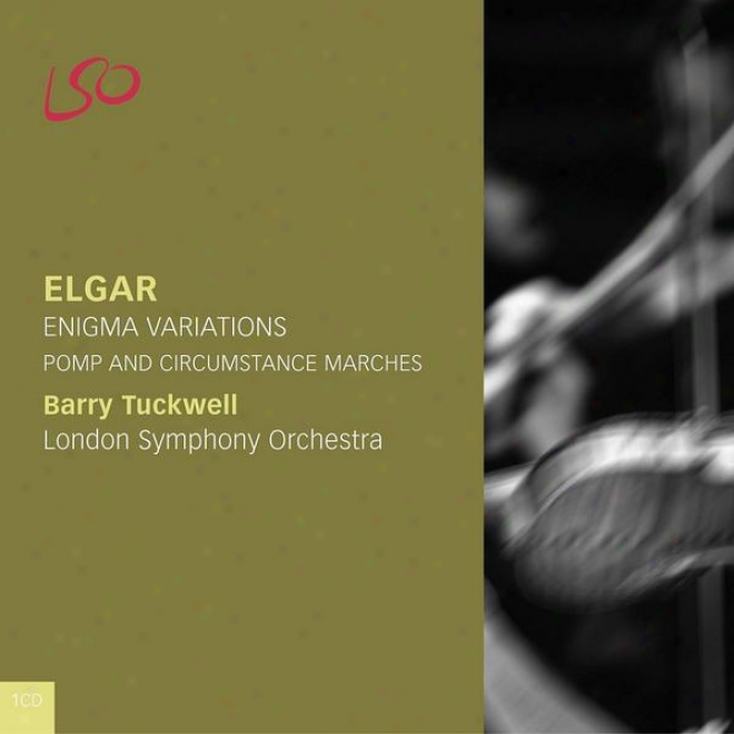 Elgar: Enigma Variations, Coronation March, Imperial March & Pomp And Circumstance Marches